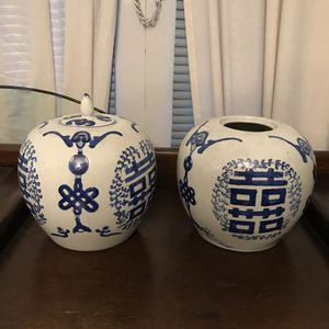 Antique China Ceramic - Blue & White for Sale in Bonita, CA