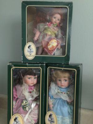 Geppeddo Porcelain Collector Dolls for Sale in Sarasota, FL