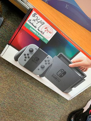Nintendo switch for Sale in Garfield Heights, OH