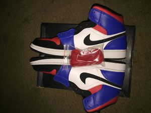 Air Jordans 1(RED WHITE AND BLUE) for Sale in Murfreesboro, TN