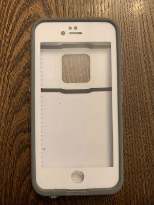 Fre Lifeproof case for Iphone 6s for Sale in Beaver, PA