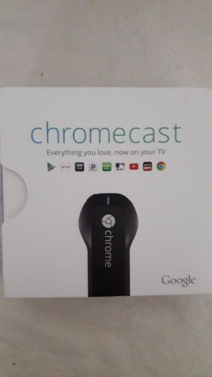 Chromecast Never Used 1st Gen for Sale in Coral Gables, FL