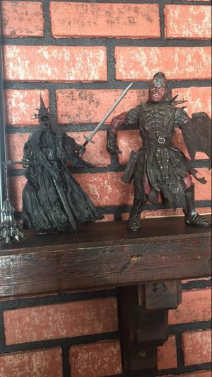 "Lord of the Rings 8"" action figures for Sale in East Carondelet, IL"