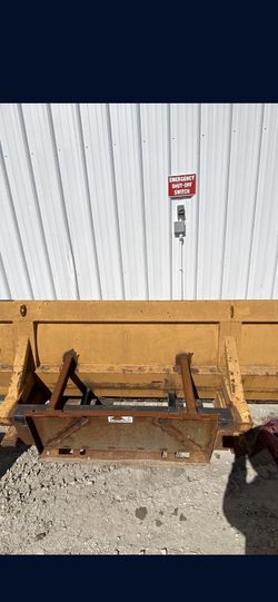 3 Plow Attachments (Skid steer/bobcat) for Sale in Chicago,  IL