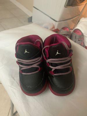 Jordan Toddler Shoes 6C for Sale in West Covina, CA