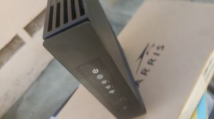 Arris Nvg443b Frontier Branded Dsl Broadband Gateway Wifi Router for Sale in Los Angeles, CA