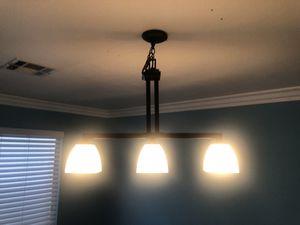 Kitchen island lights,dining room light for Sale in Las Vegas, NV