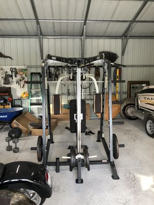 Marcy total gym for Sale in Winter Haven, FL