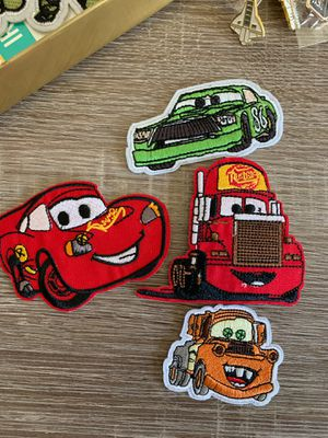 Disney Cars Patches for Sale in Rancho Cucamonga, CA