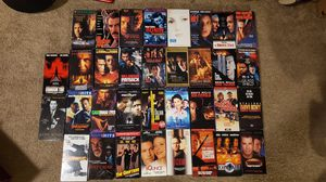VHS assortment. 34 movies for Sale in Hartford, CT