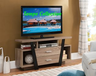 NEW, Sierra TV Stand up to 55in TVs, Dark Taupe, SKU 151309, SKU# 151309 for Sale in Huntington Beach,  CA