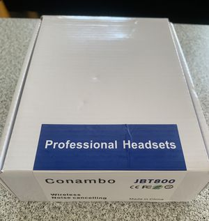 Conambo JBT800 Professional Headset for Sale in Gardena, CA