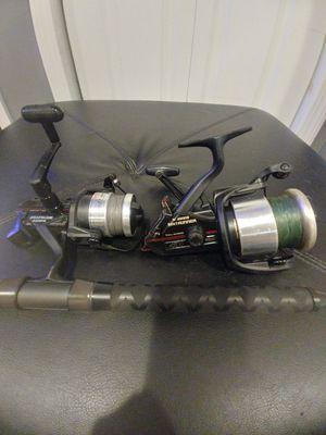 Shimano baitrunner fishing reel for Sale in Peabody, MA