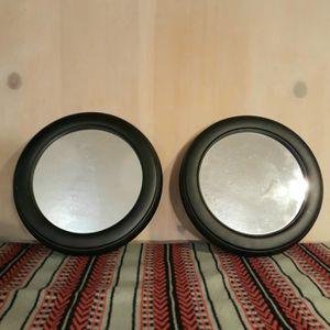 Round framed mirror pair for Sale in Fircrest, WA