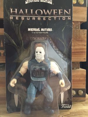 Michael myers action figure for Sale in Ontario, CA