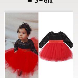 3-6m And 6-9m Tutu Dress for Sale in Long Beach, CA
