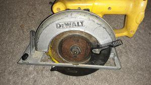 "6 1/2"" cordless circular saw for Sale in Wichita, KS"