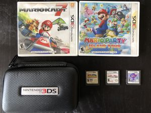 3DS & DS Games & 3DS Case for Sale in Frisco, TX