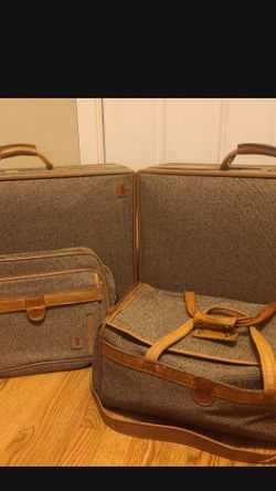 4 piece vintage Hartmann luggage set for Sale in Portland,  OR