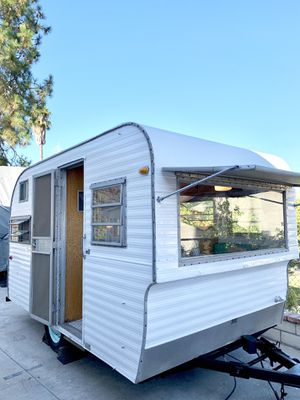 1964 oasis vintage trailer classic camper 15' for Sale in Riverside, CA