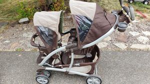 Graco DuoGlider Double Stroller for Sale in Hillsboro, OR