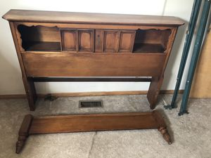 Vintage Full XL Bed Frame for Sale in Parma, OH