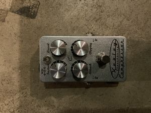 Keely c4 4 knob compressor guitar pedal for Sale in Rocky River, OH