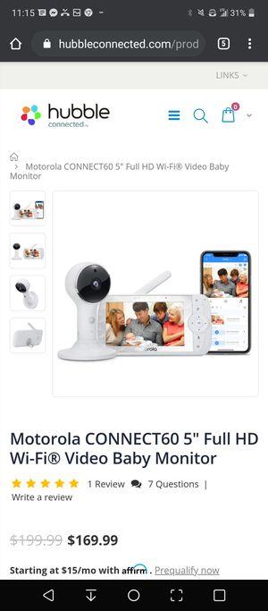 Motorola baby monitors 100/each for Sale in Union City, CA