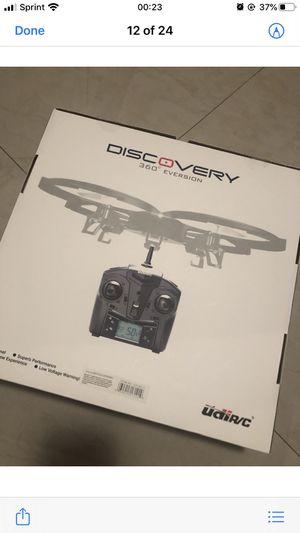 Drone UDI R/C U818A-1 for Sale in Miami, FL