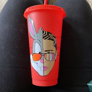 Bad Bunny Starbucks Cup for Sale in Fontana, CA