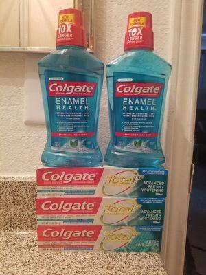 Colgate bundle for Sale in Lewisville, TX