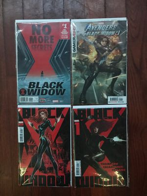 Marvel Comics Black Widow for Sale in San Pablo, CA