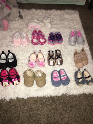 Baby Girl shoes for Sale in Lawndale, CA