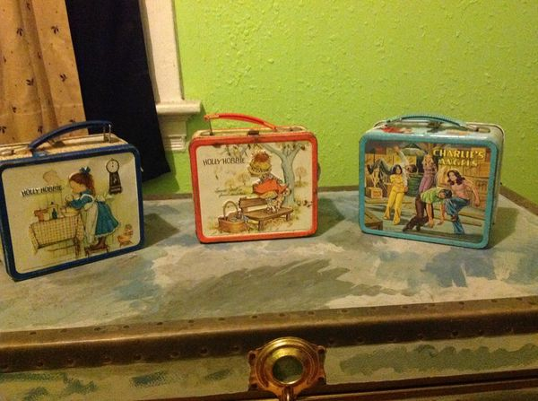 Collectible tin toys