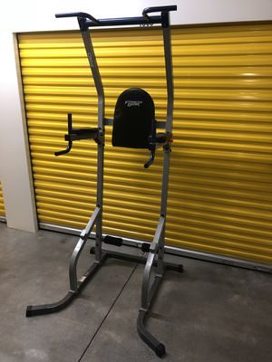 Fitness Gear Pullup and Dip Station for Sale in Tucker, GA