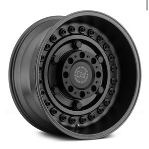 Tacoma Black Rhino Armory Wheels for Sale in Whittier, CA