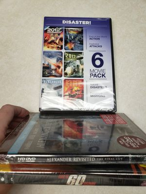 Brand new DVDs for Sale in Entiat, WA