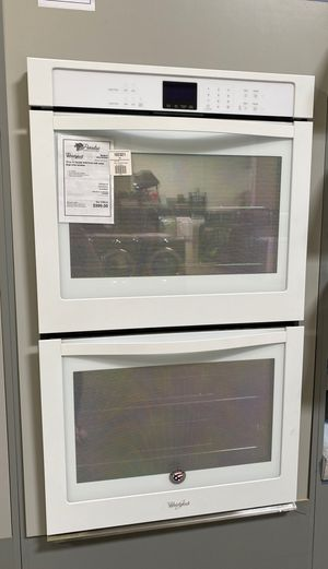 """New! Whirlpool White 30"""" Double Wall Oven! for Sale in Gilbert, AZ"""