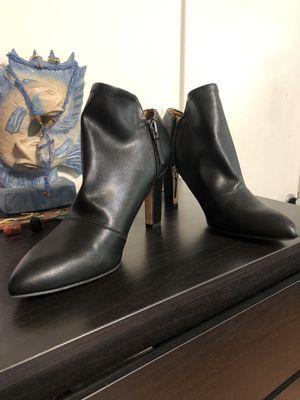 Women's black heel boots! for Sale in Los Angeles, CA