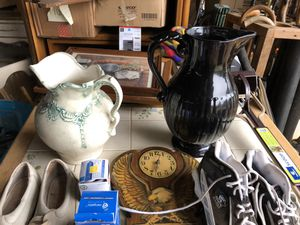 Pottery and glass ware for Sale in King, NC