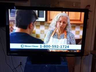"""50"""" Panasonic Tv for Sale in Fort Washington,  MD"""