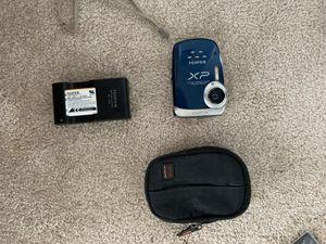 Fujifilm waterproof digital camera for Sale in Lansdowne, VA