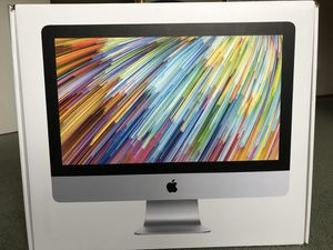 Apple - 21.5-inch iMac 3.0GHz quad-core Intel Core i5 with Retina 4K display for Sale in Happy Valley, OR