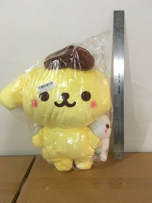 San x pompompurin plushie for Sale in Milpitas, CA
