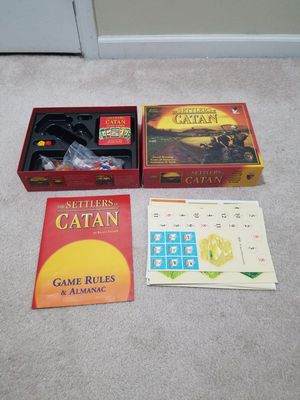 Settlers of Catan for Sale in Fairfax, VA