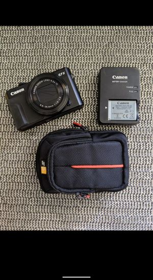 Canon G7X MKII for Sale in San Diego, CA