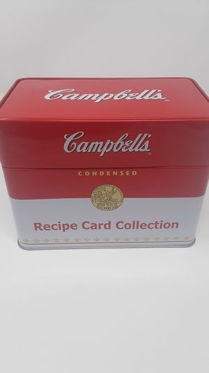 Vintage campbells soup box for Sale in Tampa, FL