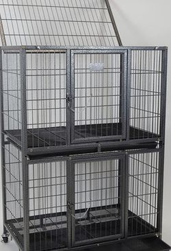 Double Tier Dog Crates for Sale in Jersey City,  NJ
