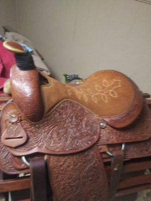 Wanted saddle and horse equipment for Sale in Cypress, CA