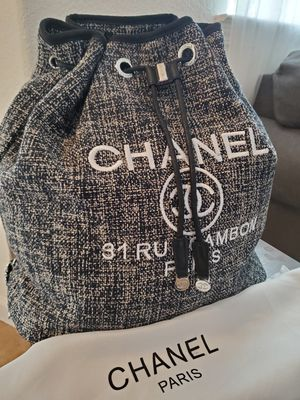 Chanel backpack/bag GREAT DEAL!!! for Sale in Elk Grove, CA